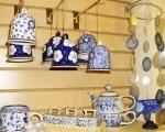 ceramic bell ornaments