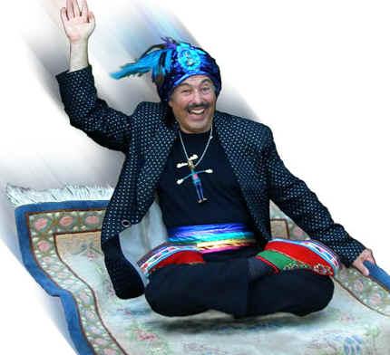 Swami Beyondananda - 7/11 Chance of a Laugh-Time